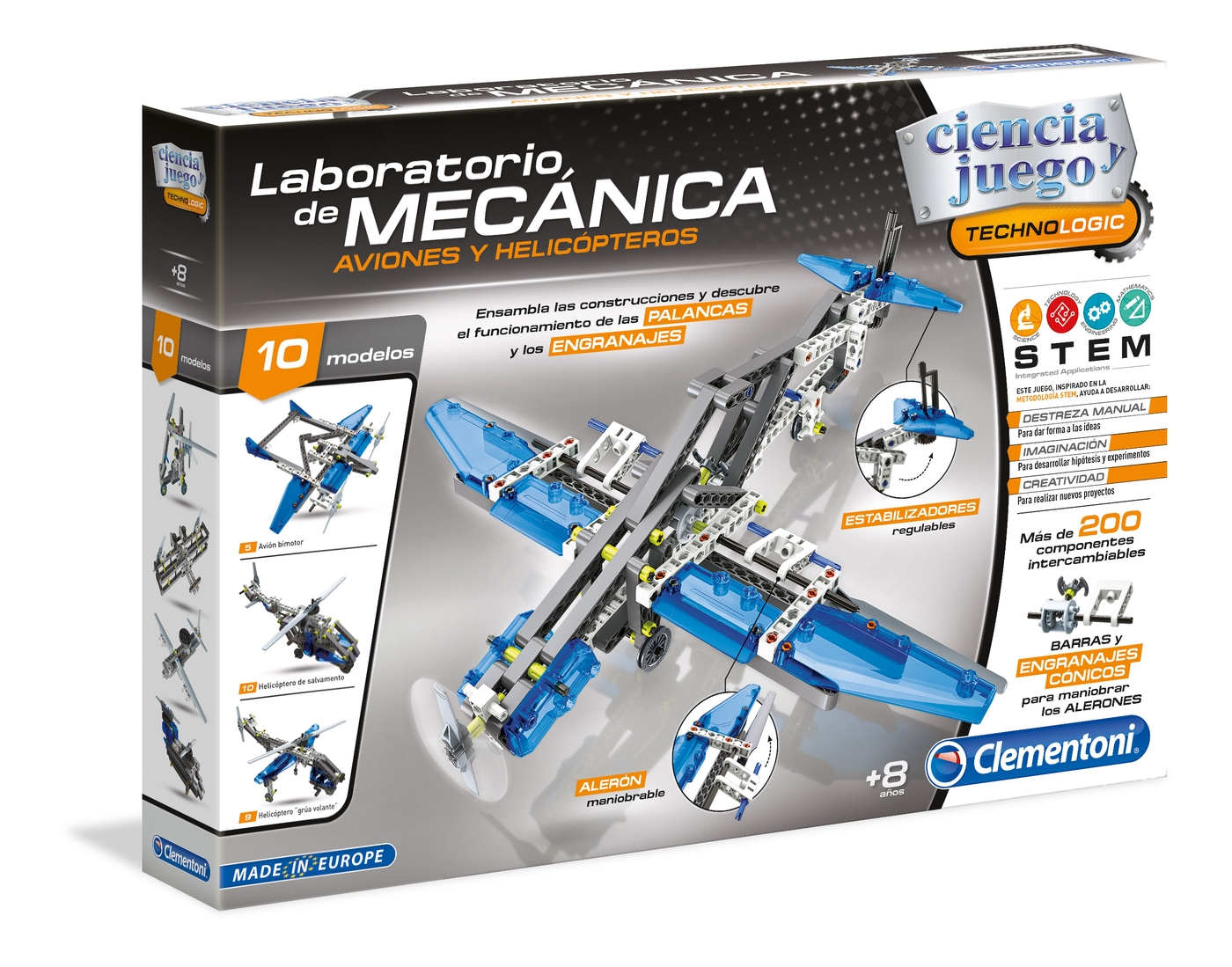 LAB MECANICA AVIONES 55160