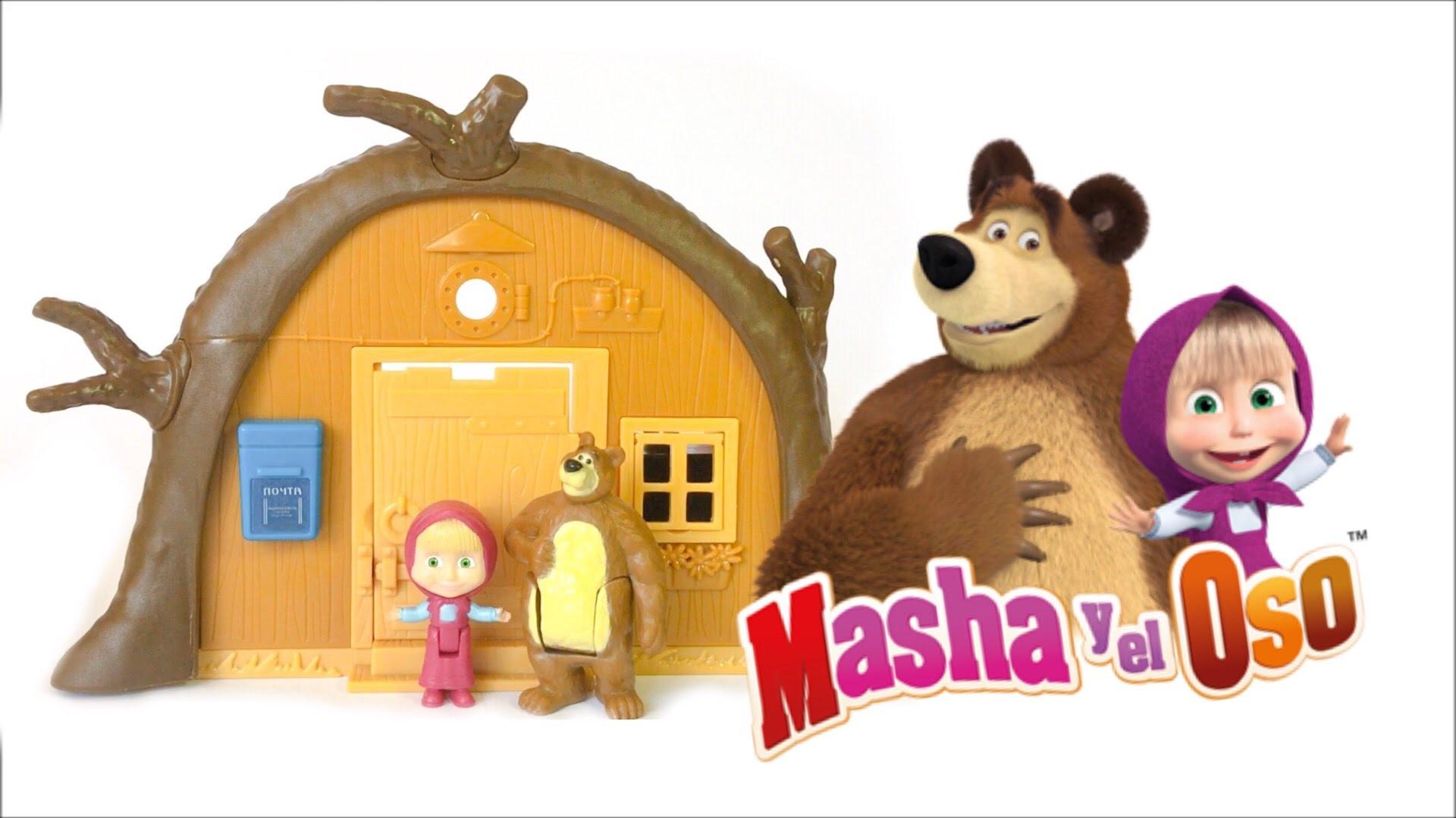 MASHA Y EL OSO CASA DE OSO 9301632 - N94218