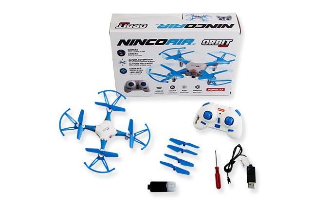 NINCOAIR QUADRONE ORBIT CAM NH90124 - N27519