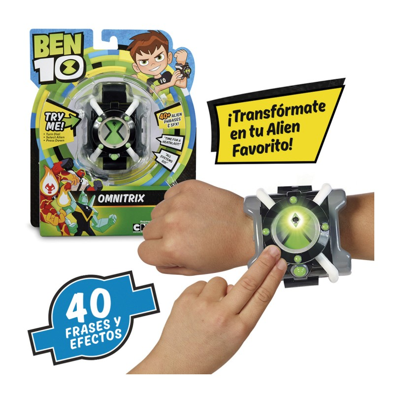 BEN 10 OMNITRIX BASICO BEN04000 - N62119