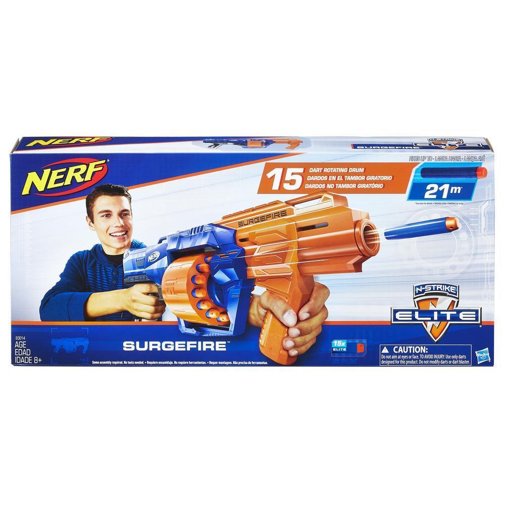 NERF ELITE NSTRIKE SURGEFIRE E0011 - N87318