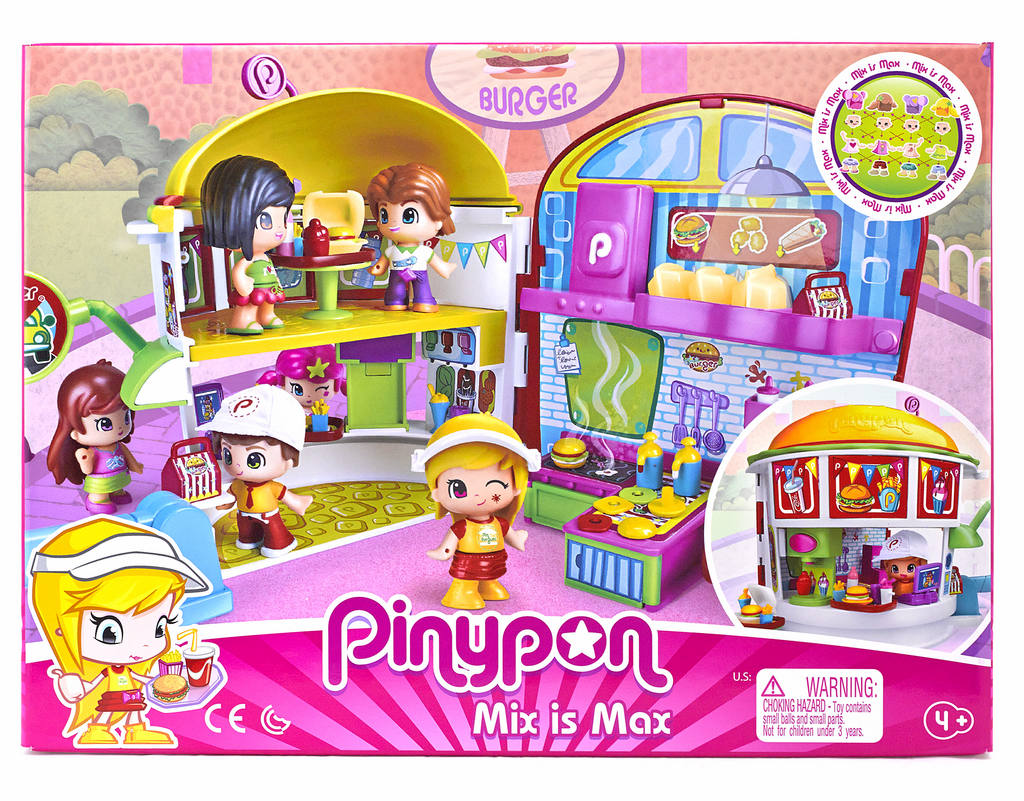 PINYPON BURGUER 14344 - N29718