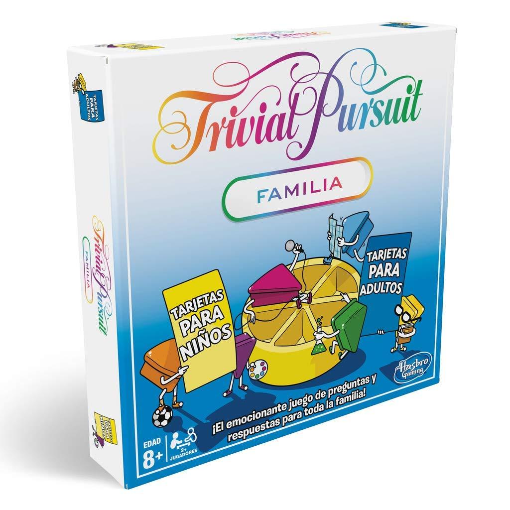 TRIVIAL PURSUIT FAMILIA E1921 - N55320