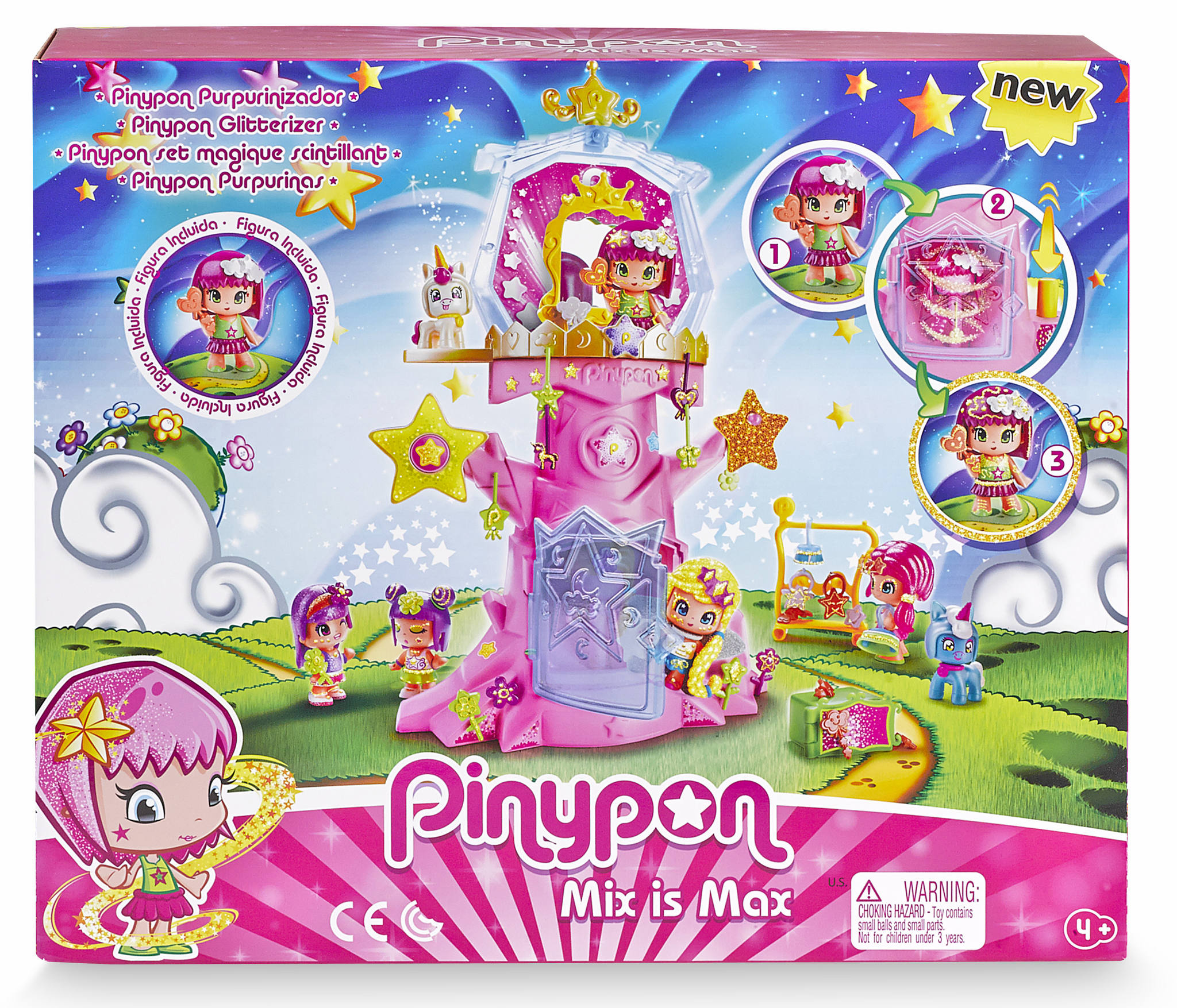 PINYPON PURPURINIZADOR 14264 - N8719
