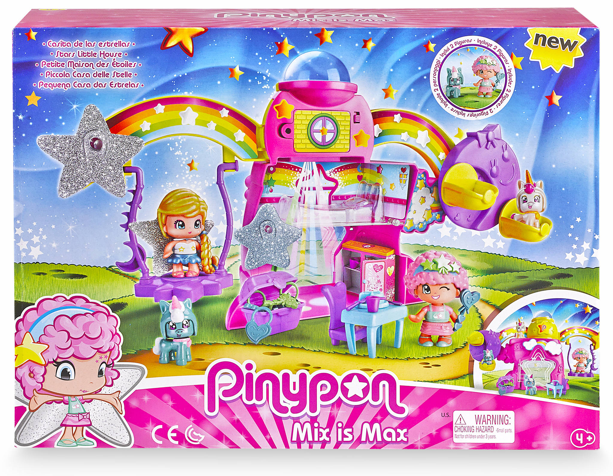PINYPON WISHES NOOK INTERACTIVE 14262 - N30418