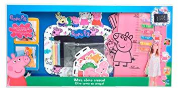 MIRA COMO CREZCO PEPPA PIG 41385 - N97618