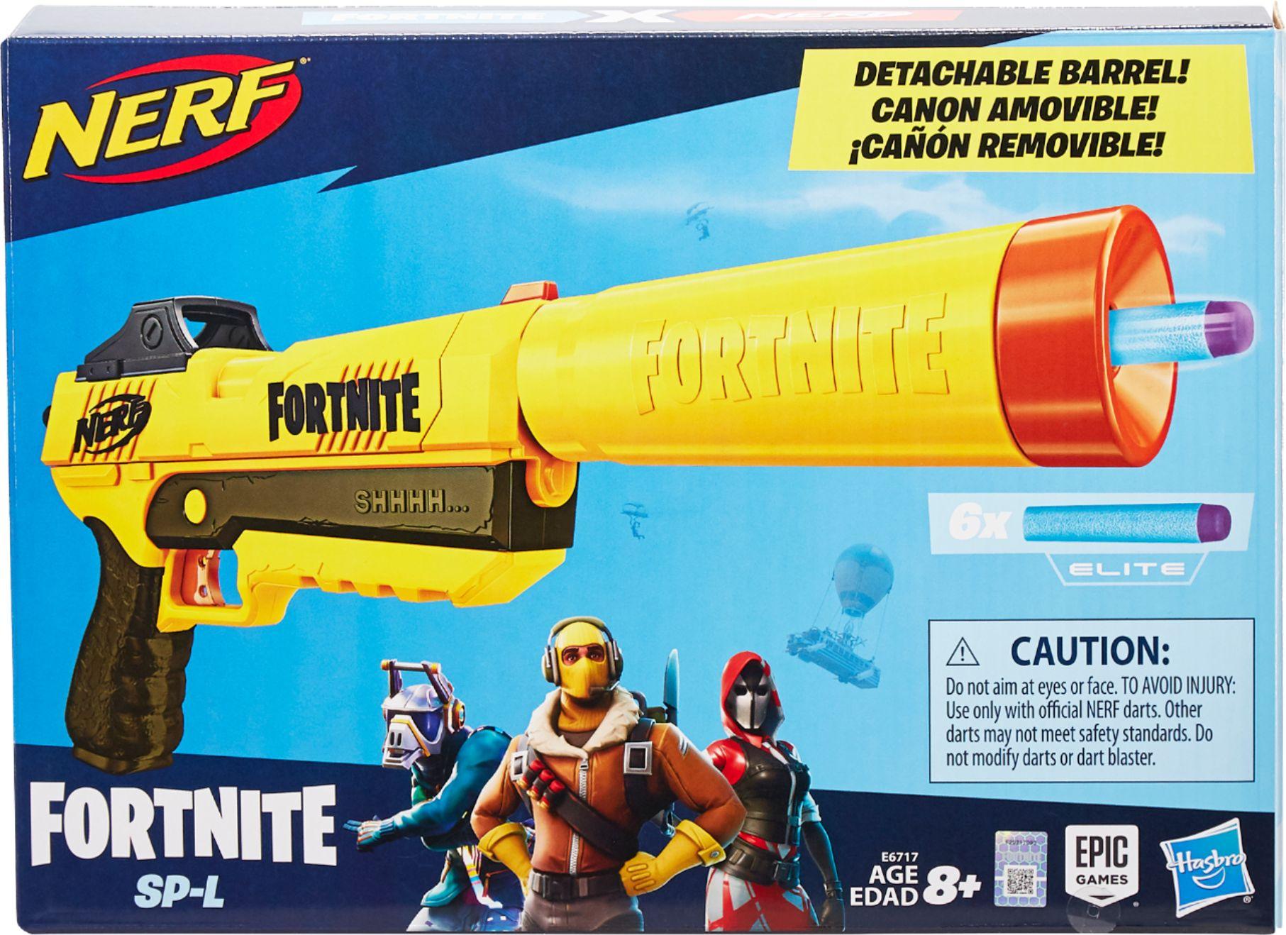 NERF FORTNITE SP L E6717 - N81119
