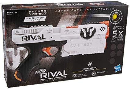NERF RIVAL KRONOS XVIII 500 AST E3109S00 - N81019