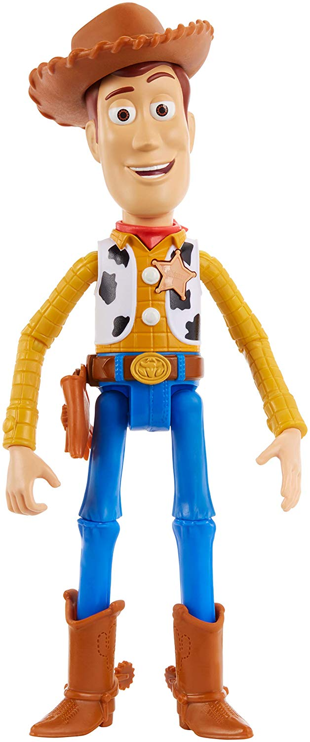 TOY STORY 4 WOODY PARLANCHIN 18 CM GGT31 - N72419