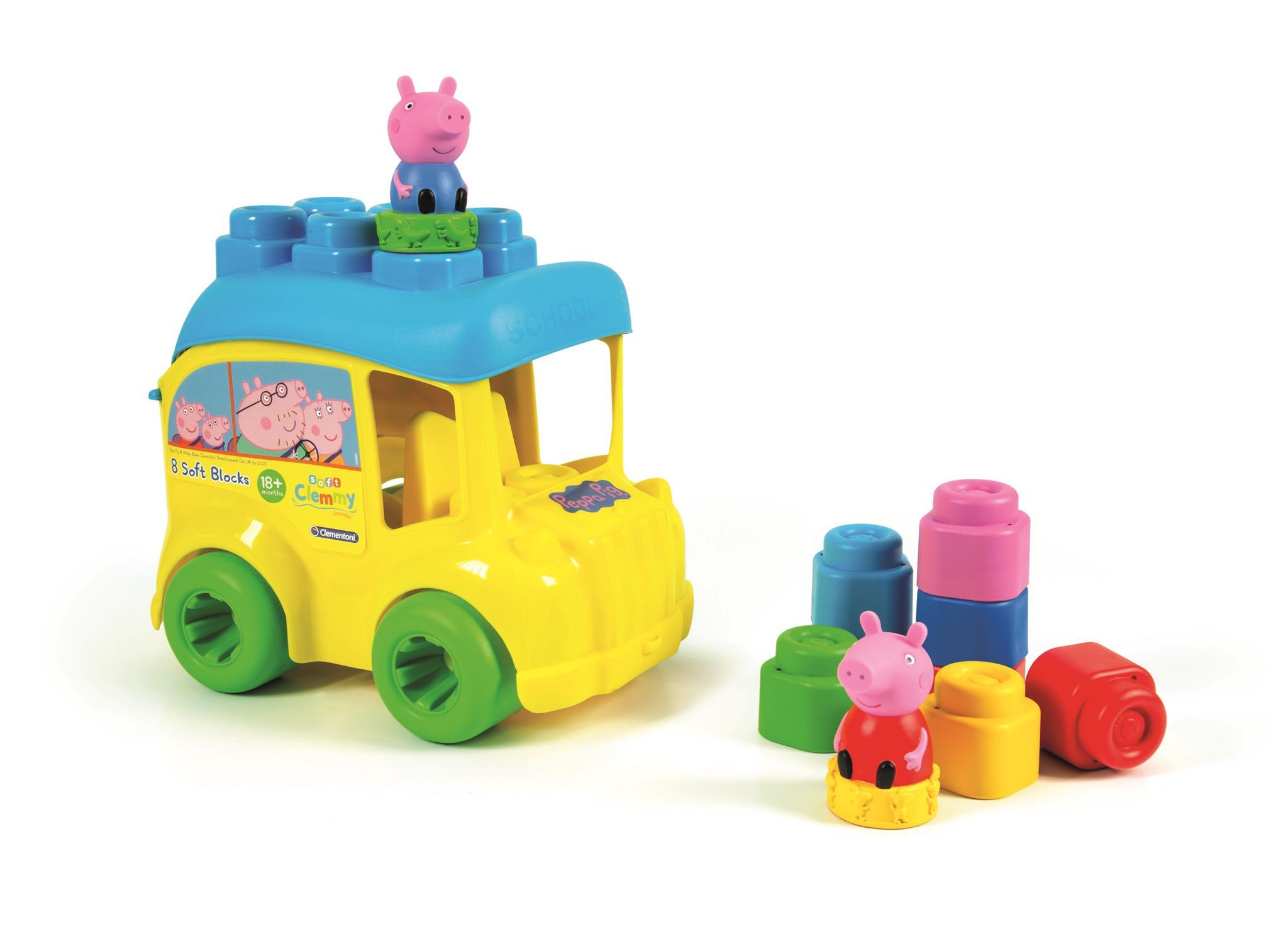 CLEMMY BABY AUTOBUS PEPPA PIG 17248 - N30019
