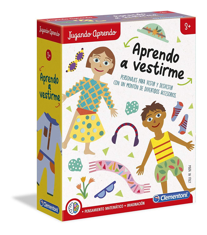 APRENDO A VESTIRME 55306