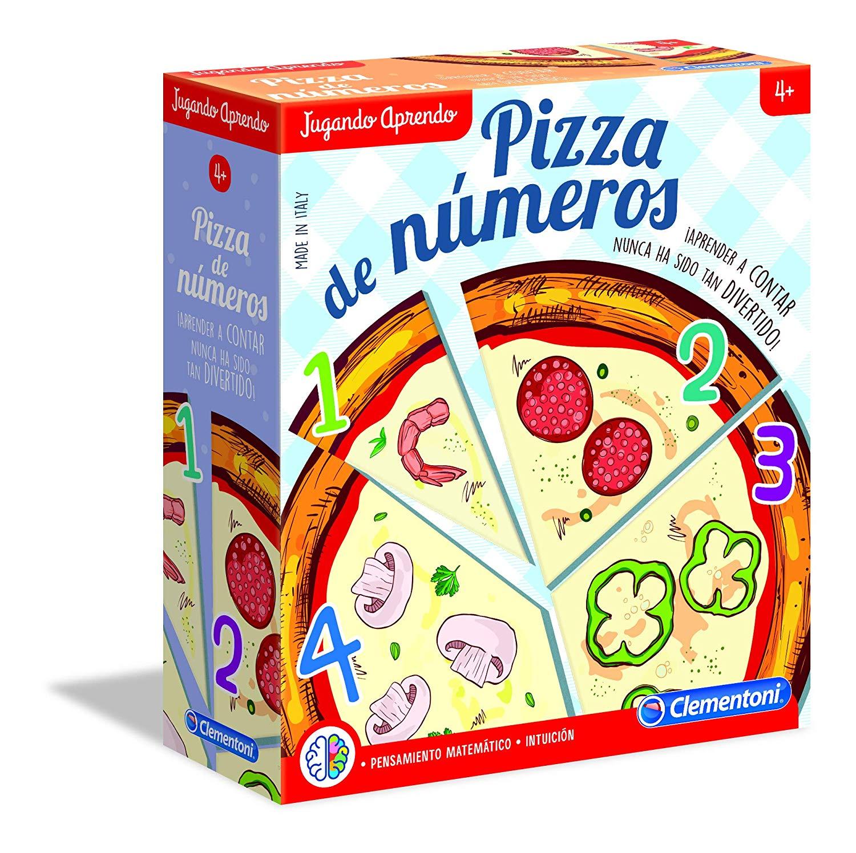PIZZA DE NUMEROS 55316
