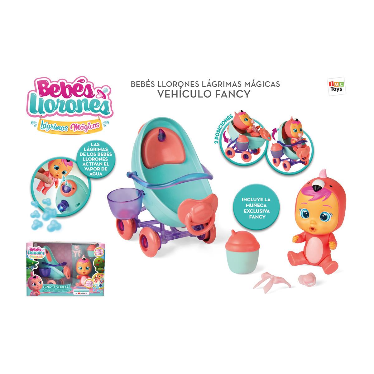 BEBES LLORONES VEHICULO DE FANCY 97957IM - N63319