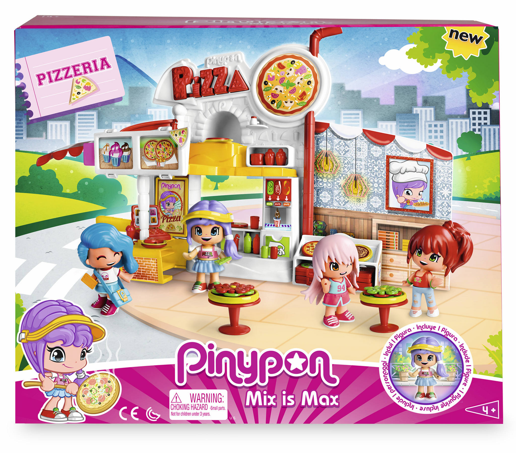 PINYPON PIZZERIA 14755 - N8419