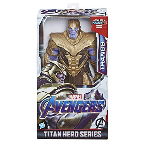 THANOS TITAN HERO DELUXE E4018 - N79619