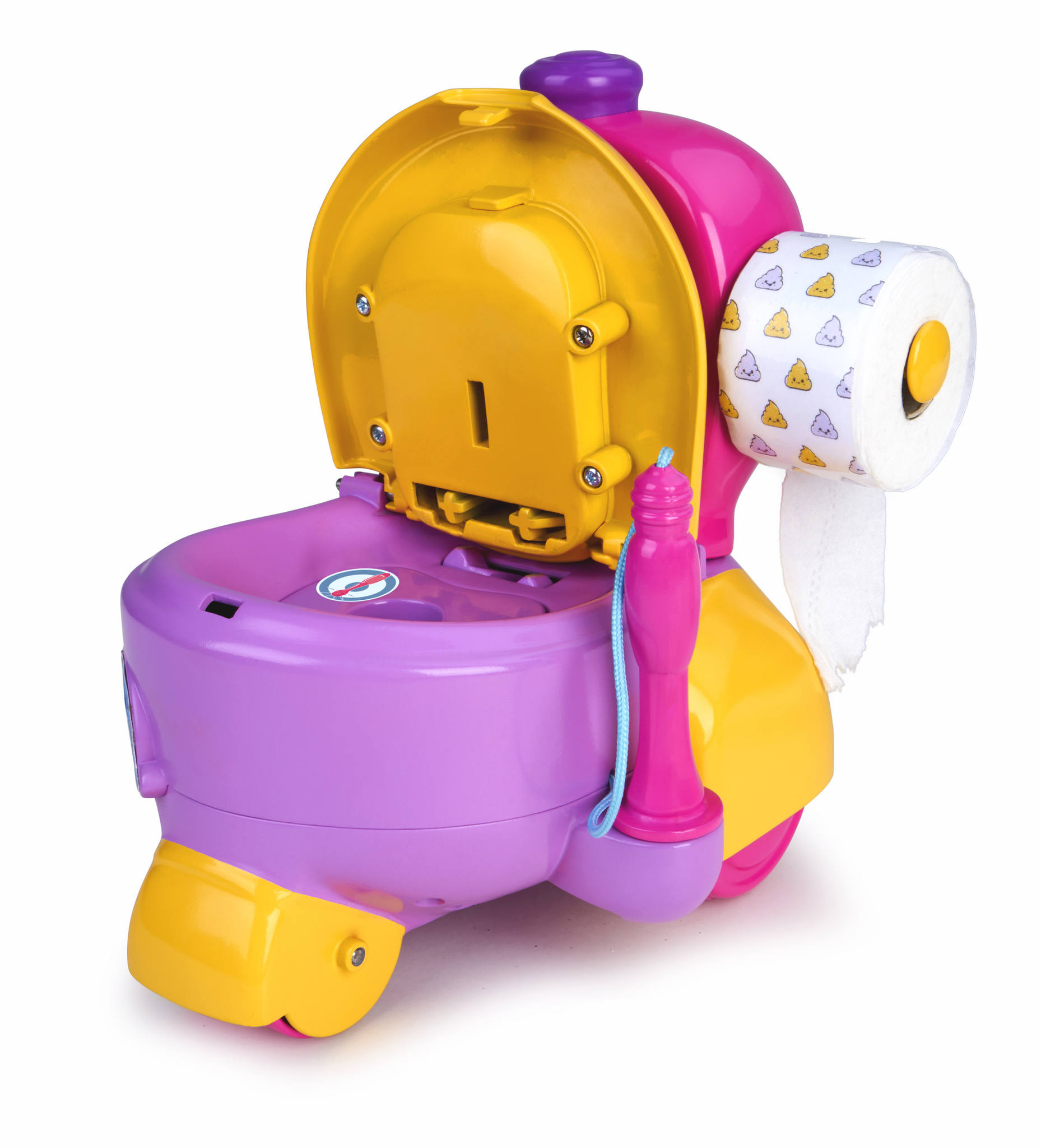 THE BELLIES POTTY CAR 700015140 - N7119