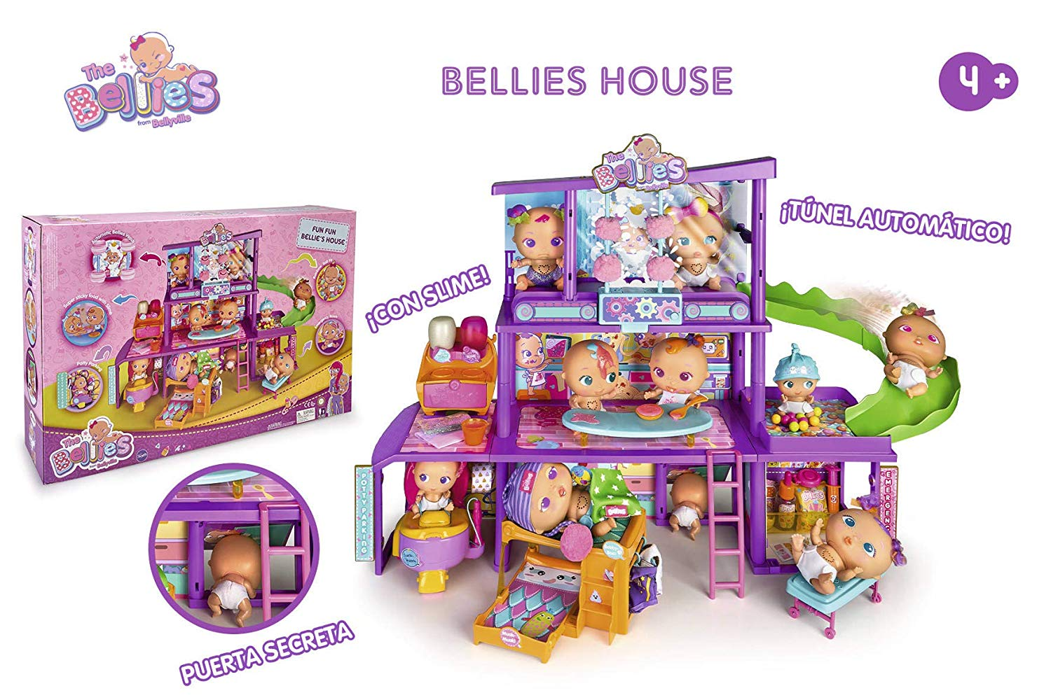 THE BELLIES HOUSE 700015271 - N7319