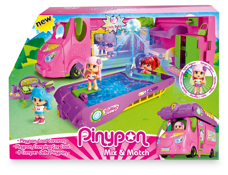 PINYPON COOL CARAVAN 700015070 - N9119