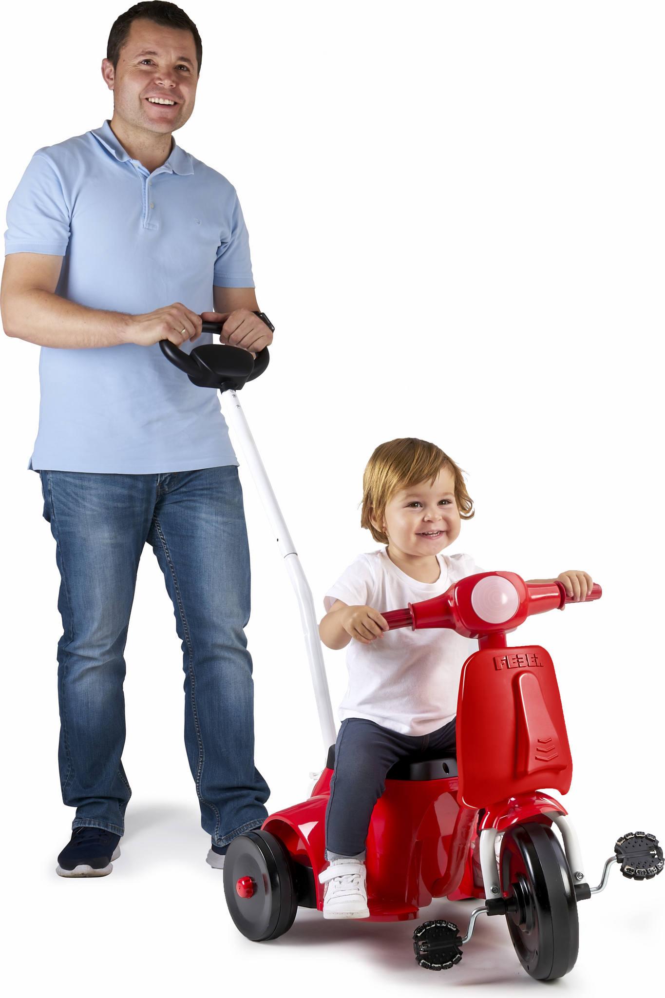 MOTO SCOOTER 3X1 6V 12392 - N14619