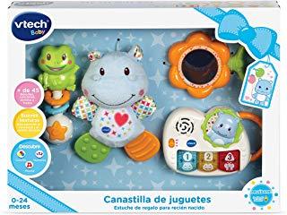 CANASTILLA DE JUGUETES AZUL 80-522022 - N18419