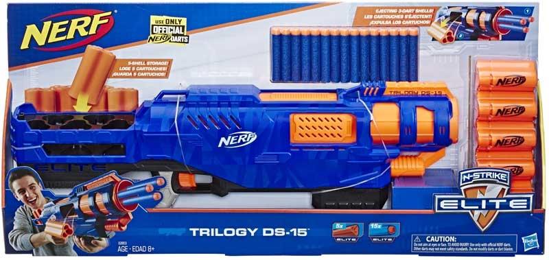 NERF ELITE TRILOGY DS 15 E2853 - N80919