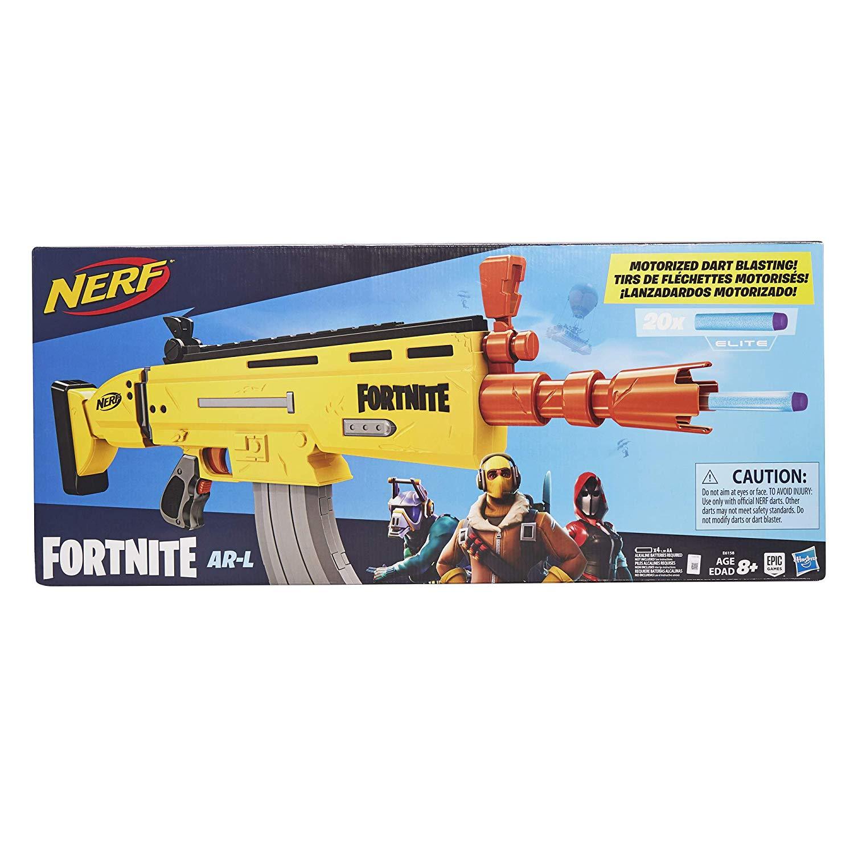 NERF FORTNIT AR L E6158